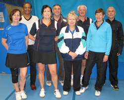 Over 60s County Team